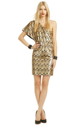 Trina Turk - Speckled Sequin Mini