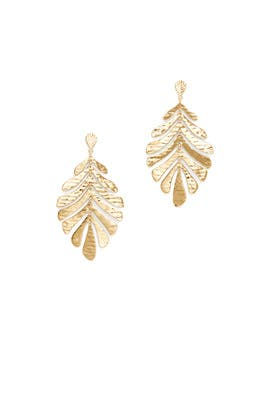 A New Leaf Earrings by kate spade new york accessories