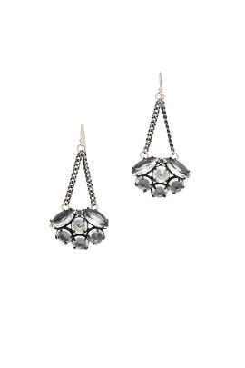 Diamanda Earrings by Lulu Frost