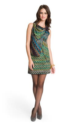 Missoni - Zig Zag Tiered Dress