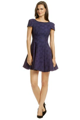 Tibi - Piece Of Cake Dress