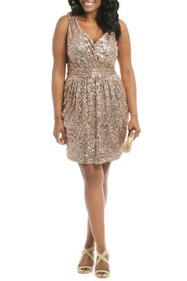 Badgley Mischka - Chrysler at Night Dress