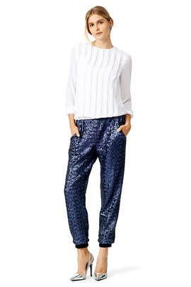 Sea Shimmer Pant by Contrarian