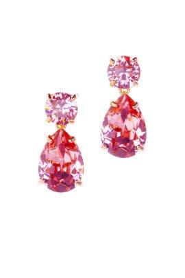 Rose Fancy That Earrings by kate spade new york accessories