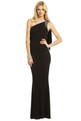 Badgley Mischka - Miss Mysterious Gown