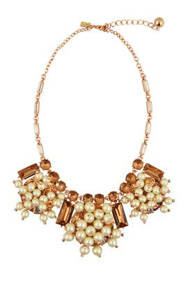 Clink Clink Satement Necklace by kate spade new york accessories
