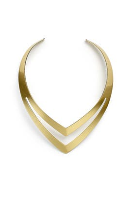 Revealing Choker Necklace by Jules Smith