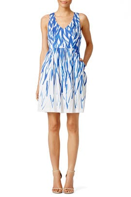 Milly - Brushstroke Isadora Dress