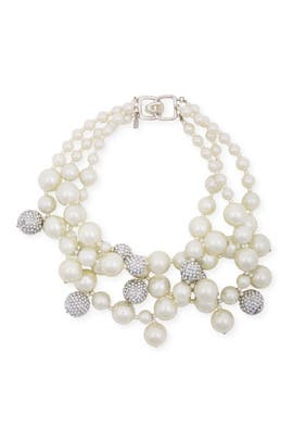 Kenneth Jay Lane - Bursting Baubles Necklace