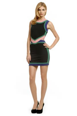camilla and marc - Now We're Colorblocking Dress
