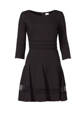 Black Tess Dress by ERIN erin fetherston