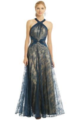 CATHERINE DEANE - Rain Gown