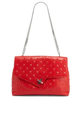 ela Handbags - Lipstick Stud DN Bag