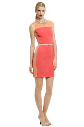 Elie Tahari - Summer Sorbet Delight Dress
