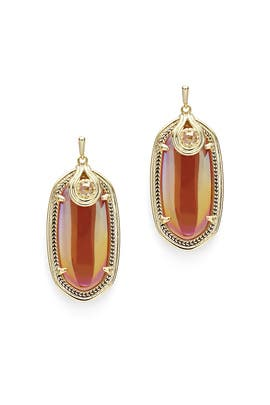 Kendra Scott - Tangerine Porter Earrings
