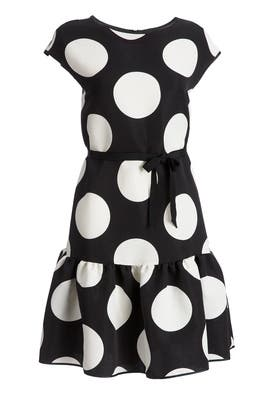 BOUTIQUE MOSCHINO - Dotted Dress