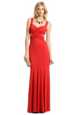 Narciso Rodriguez - Santa Fe Cutout Gown