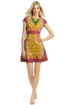 Nanette Lepore - Balinese Dance Dress