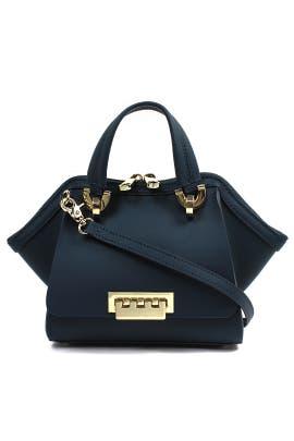 Jean Mini Eartha Double Handle Bag by ZAC Zac Posen Handbags