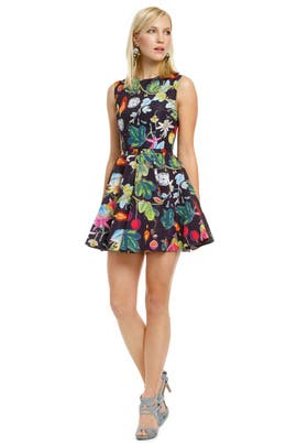 camilla and marc - Cosmic Gardens Dress