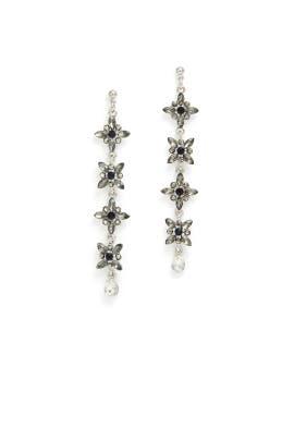 Linear Drop Earrings by Slate & Willow Accessories