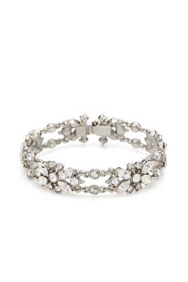 Floral Shine Bracelet by Ben-Amun