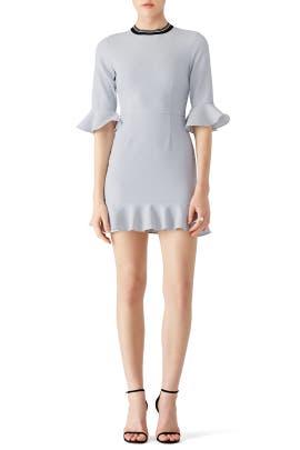 Rebecca Vallance - Blue Billie Dress