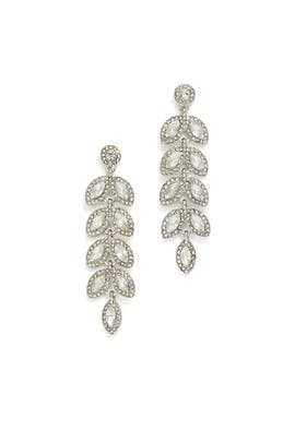 Crystal Petal Earrings by Slate & Willow Accessories