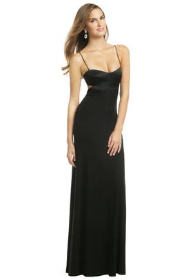 Narciso Rodriguez - Getting Into Mischief Gown