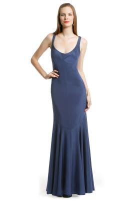 Nicole Miller - Marina Sequin Gown