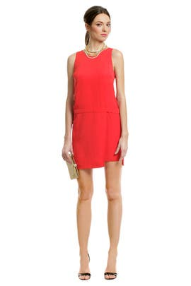 Sachin & Babi - Primary Contrast Zip Dress