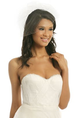 RTR Bridal Accessories - Birdcage Veil