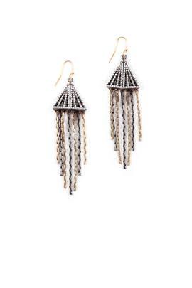 Nell Tassel Earrings by Lulu Frost