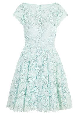 ML Monique Lhuillier - Kyoto Bloom Dress