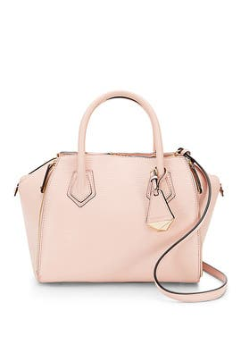 Pink Mini Perry Satchel by Rebecca Minkoff Handbags