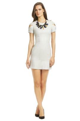 camilla and marc - Peep Show Shoulder Dress