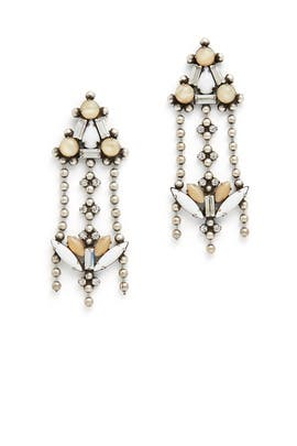 Sagrada Earrings by Dannijo