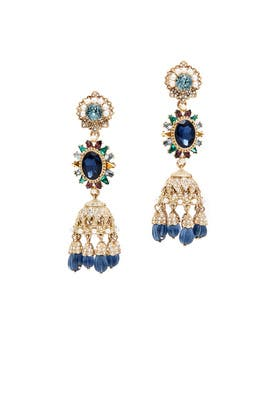 Regal Affair Drop Earrings by Marchesa Jewelry