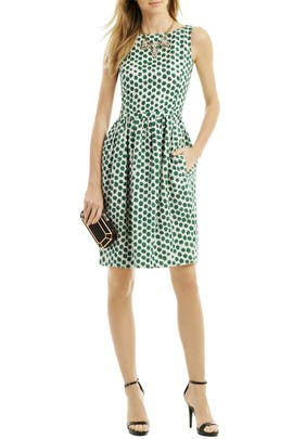Comic Dot Dress by Moschino