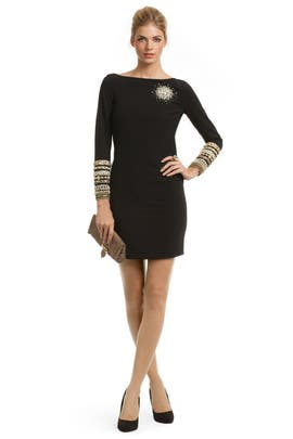 Middleton Jeweled Dress by Moschino