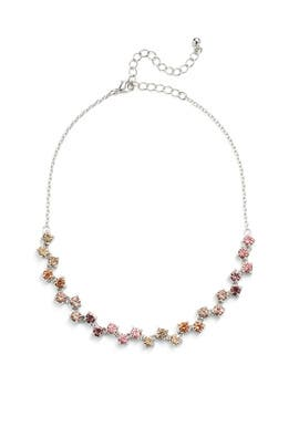 Pink Ombre Choker by Slate & Willow Accessories