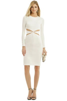 Cushnie Et Ochs - X Marks the Spot Dress