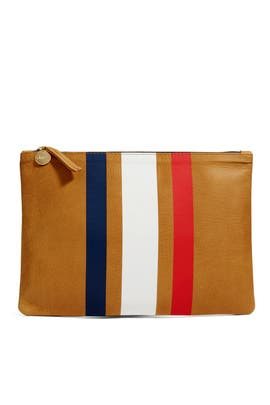 Patriot Clutch by Clare V.