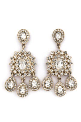 Nicole Miller Accessories - Southern Plantation Earrings