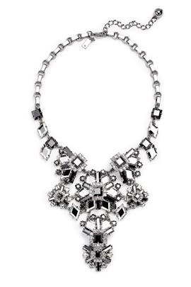 Space Age Floral Necklace by kate spade new york accessories