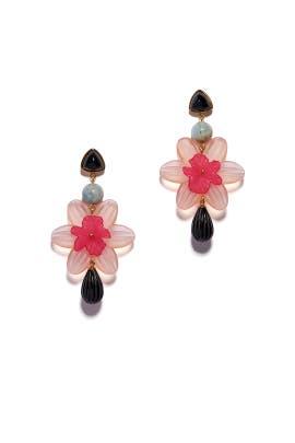 Mariposa Earrings by Lizzie Fortunato