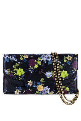 Floral Polina Convertible Clutch by See by Chloe Accessories