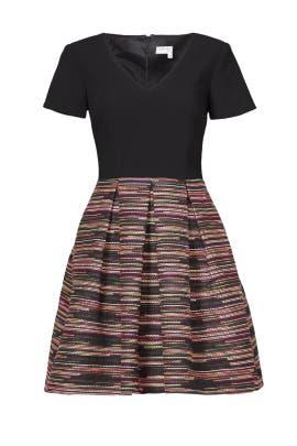 Tweed Dress by Trina Turk