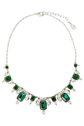 Ben-Amun - Emerald City Necklace