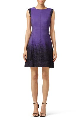 Halston Heritage - Rocket In the Sky Dress